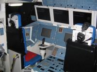 Space Camp Turkey Flight Deck
