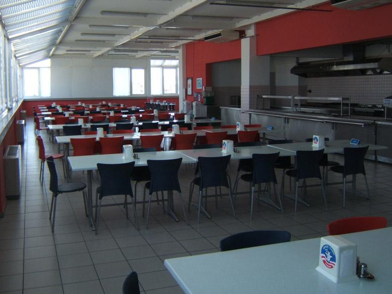 Cafeteria – Space Camp Turkey
