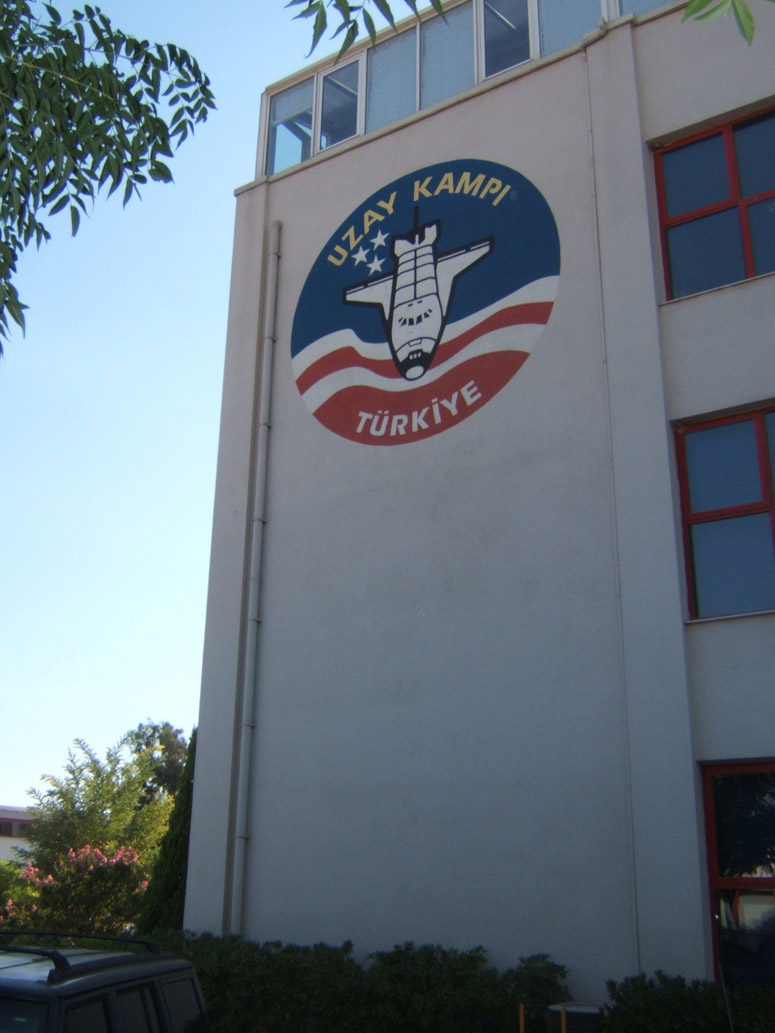 Building Logo – Space Camp Turkey