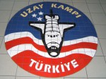 Tile Logo - Space Camp Turkey