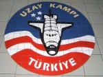 Tile Logo - Space Camp Turkey