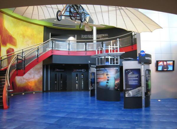 Davidson Center - New Lobby