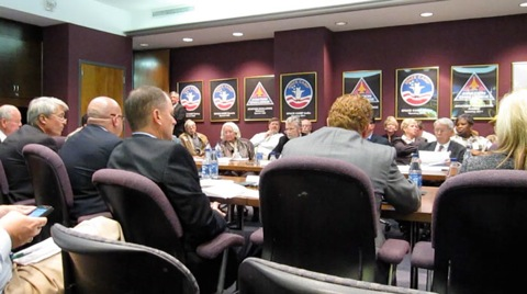 USSRC Board Meeting