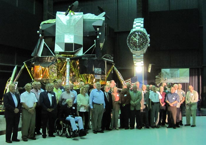 Apollo Program Workers Group Photo