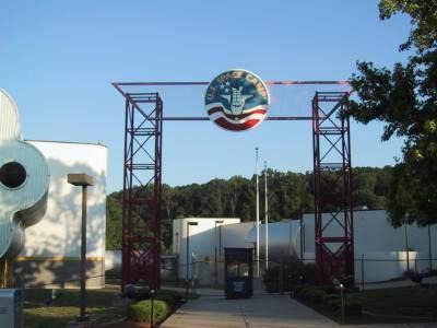 Space Camp Gates