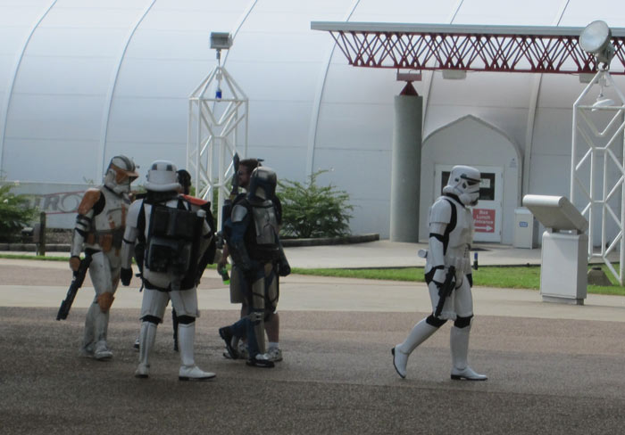 Stormtroopers at USSRC