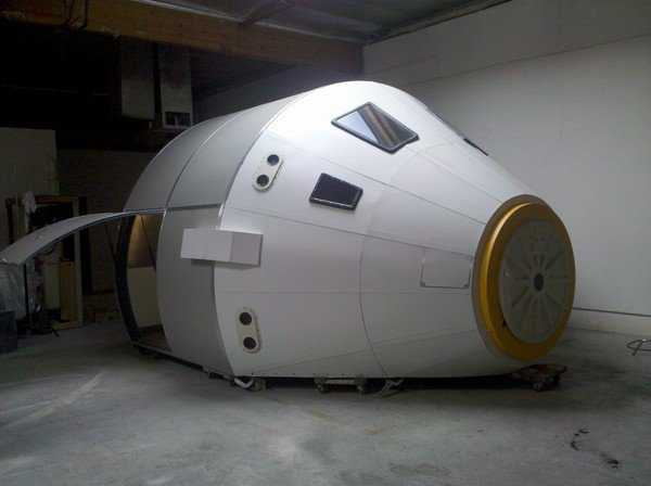 New Space Camp Capsule