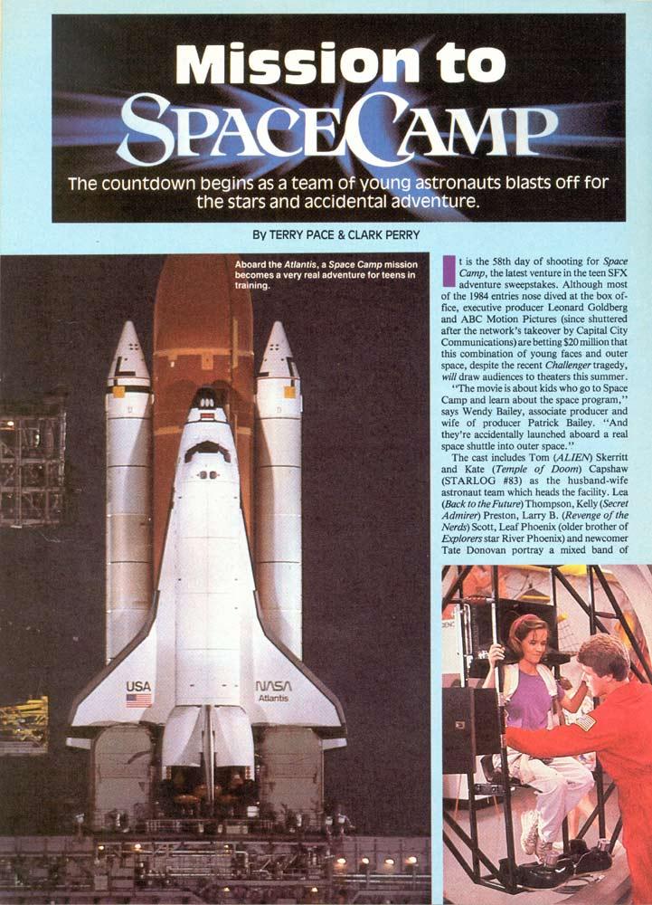 Starlog - July 1986 - Page 3