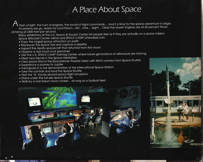 International Space Camp Franchise Book - Page 08