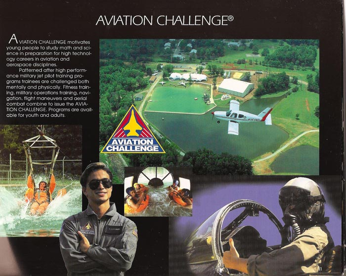 International Space Camp Franchise Book - Page 11