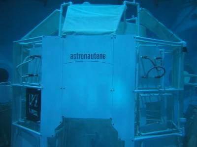 Underwater Astronaut Trainer
