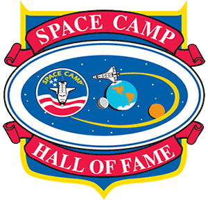 Space Camp Hall of Fame Logo