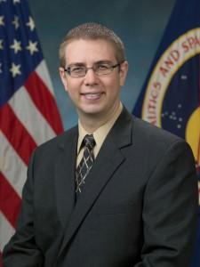 Ed Van Cise NASA Official Photo
