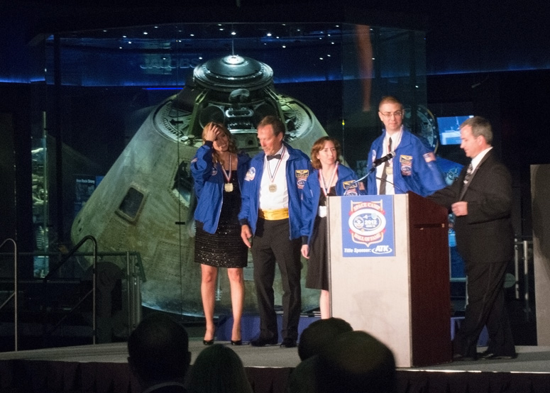 2012 Space Camp Hall of Fame Inductees