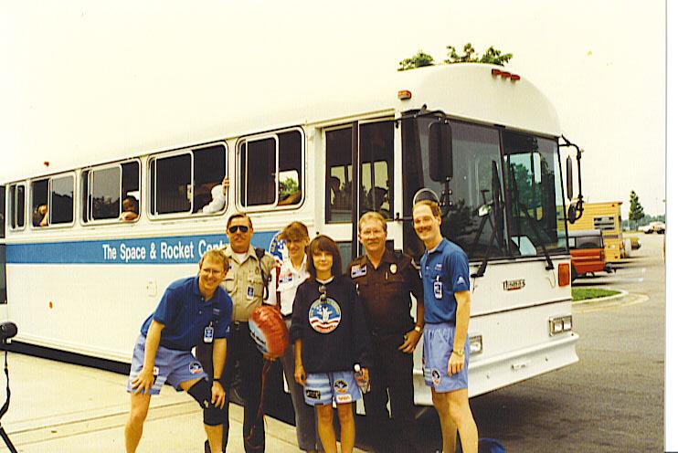 Bus Tour – Huntsville