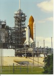 Columbia on Pad