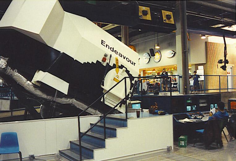 Endeavour Simulator