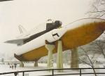 Snowy Shuttle