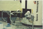 Space Telescope EVA on TCF