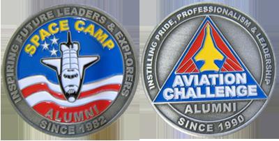 30th Anniversary Alumni Challenge Coin
