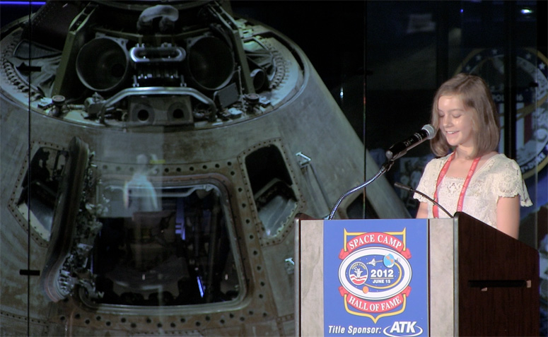 Eliza Witherspoon HoF Speech
