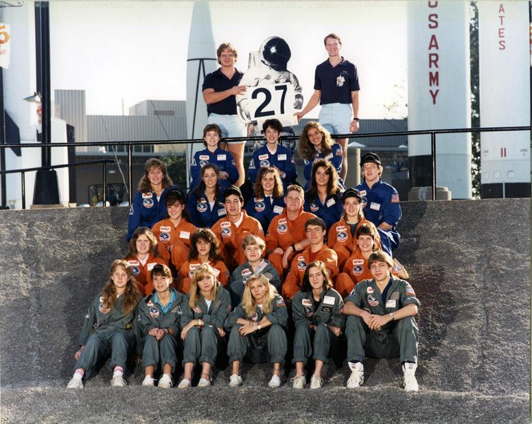 1988 Team Photo - Provided by Patrick McLeod
