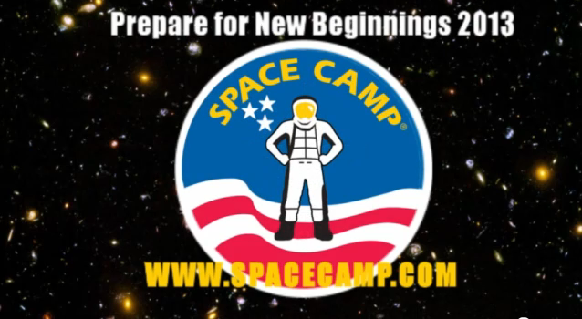 Possible New Space Camp Logo