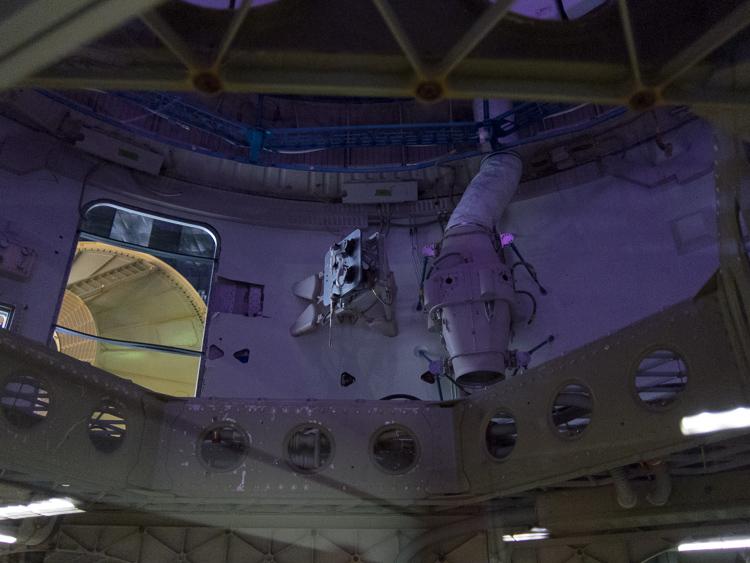 Skylab Interior - Upper Deck
