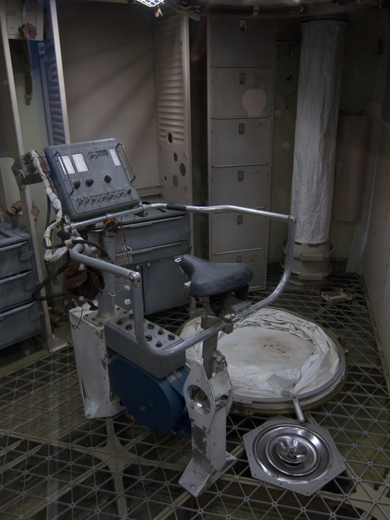 Skylab Interior - Exercise Bike