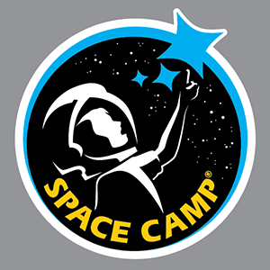 Brian Matney's Take on a New Space Camp Logo