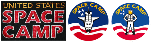 Space Camp Logo Comparisons