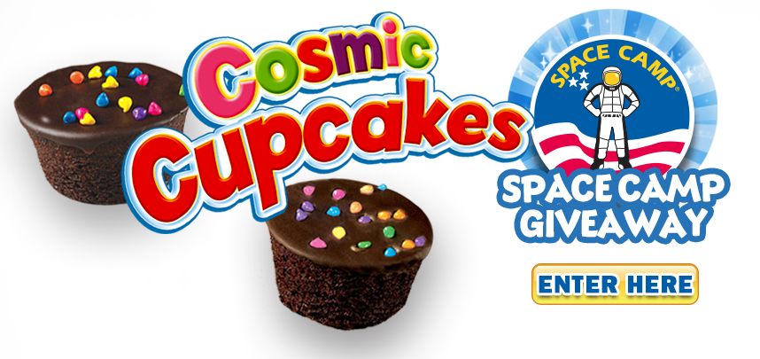 Cosmic Cupcakes Givaway