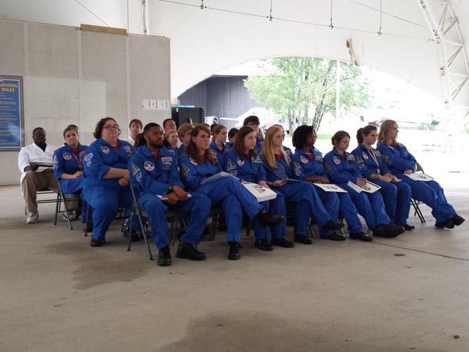 2014 Summer Counselors - Space Camp, ASA, and Robotics