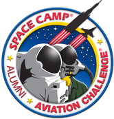 Space Camp Alumni Association Logo