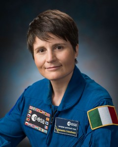 Official Astronaut Portrait for Samantha Cristoforetti