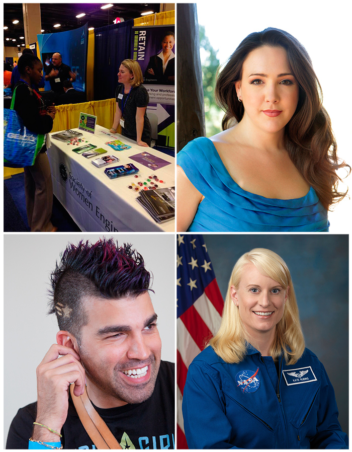 2015 Space Camp Hall of Fame Class