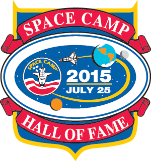 Hall of Fame 2015 Crest - Small