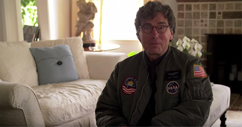 Harry Winer, Director of SpaceCamp
