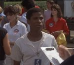 Larry B Scott in SpaceCamp