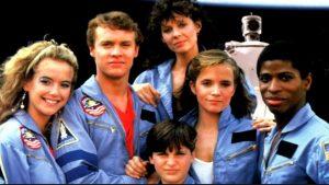 SpaceCamp Movie Cast