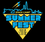 Space Camp Summer Fest 2016 Logo