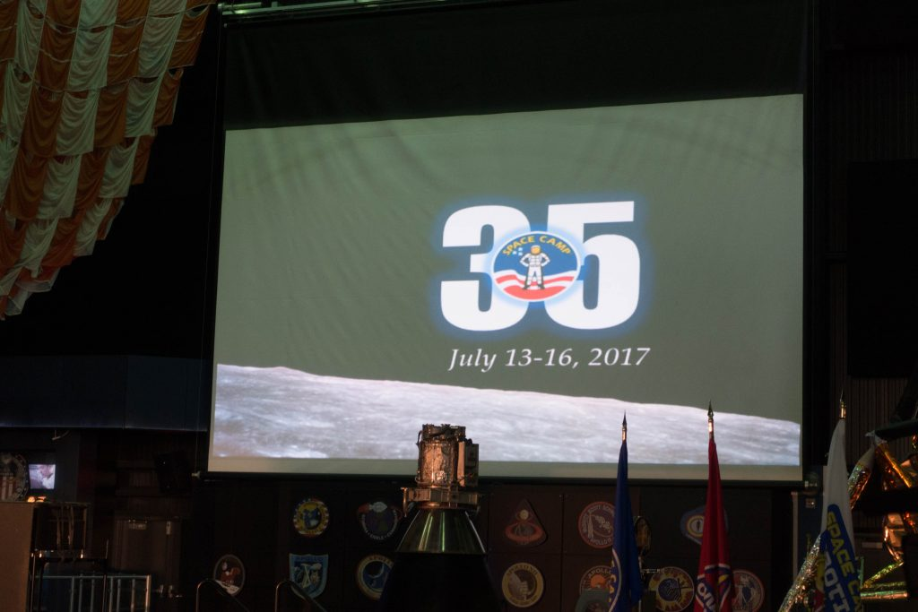 35th Anniversary Weekend - July 13 - 16, 2017