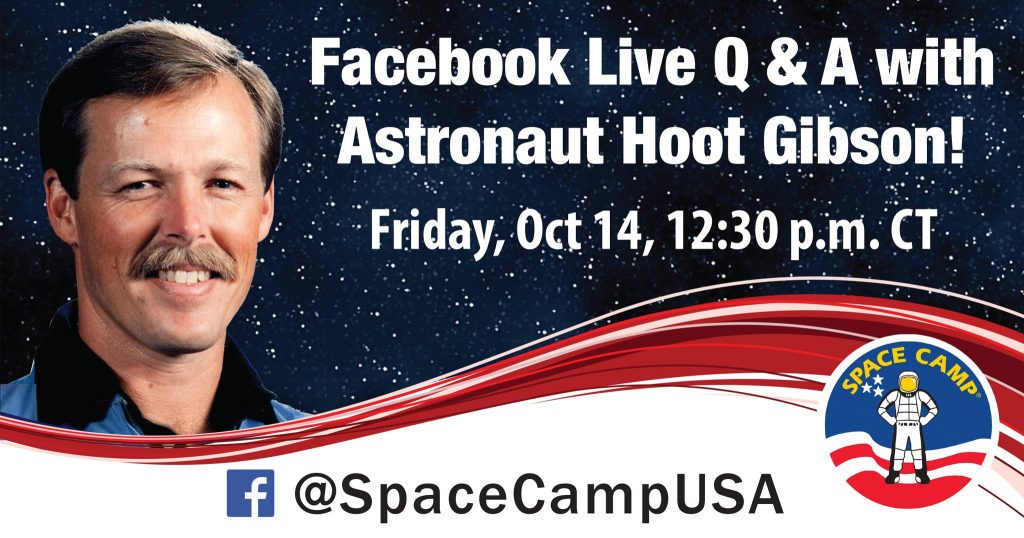 Hoot Gibson Facebook Live Q&A Banner