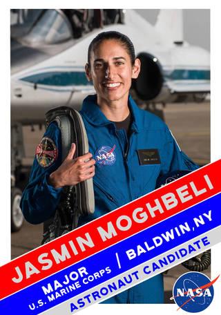 Jasmin Moghbeli