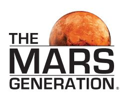 The Mars Generation Logo