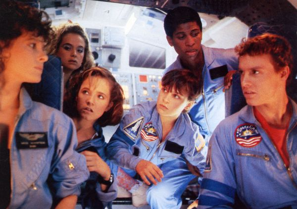 Cast of SpaceCamp the Movie