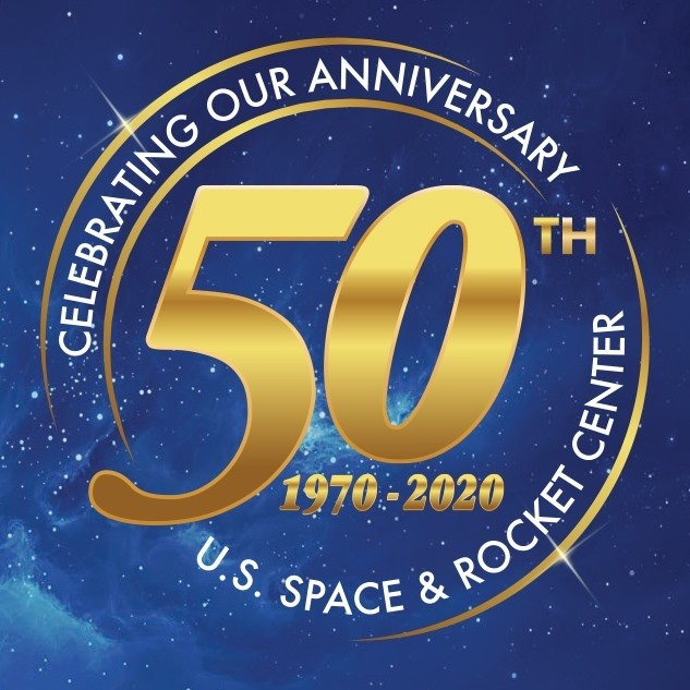 USSRC 50th Logo
